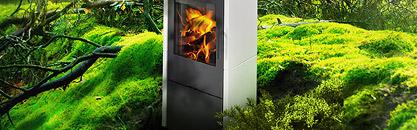Kamna pro nízkoenergetické domy